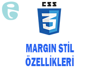 CSS Margin Stil Özellikleri