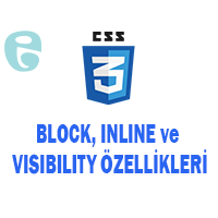 CSS Block-Inline-Visibility Stil Özellikleri